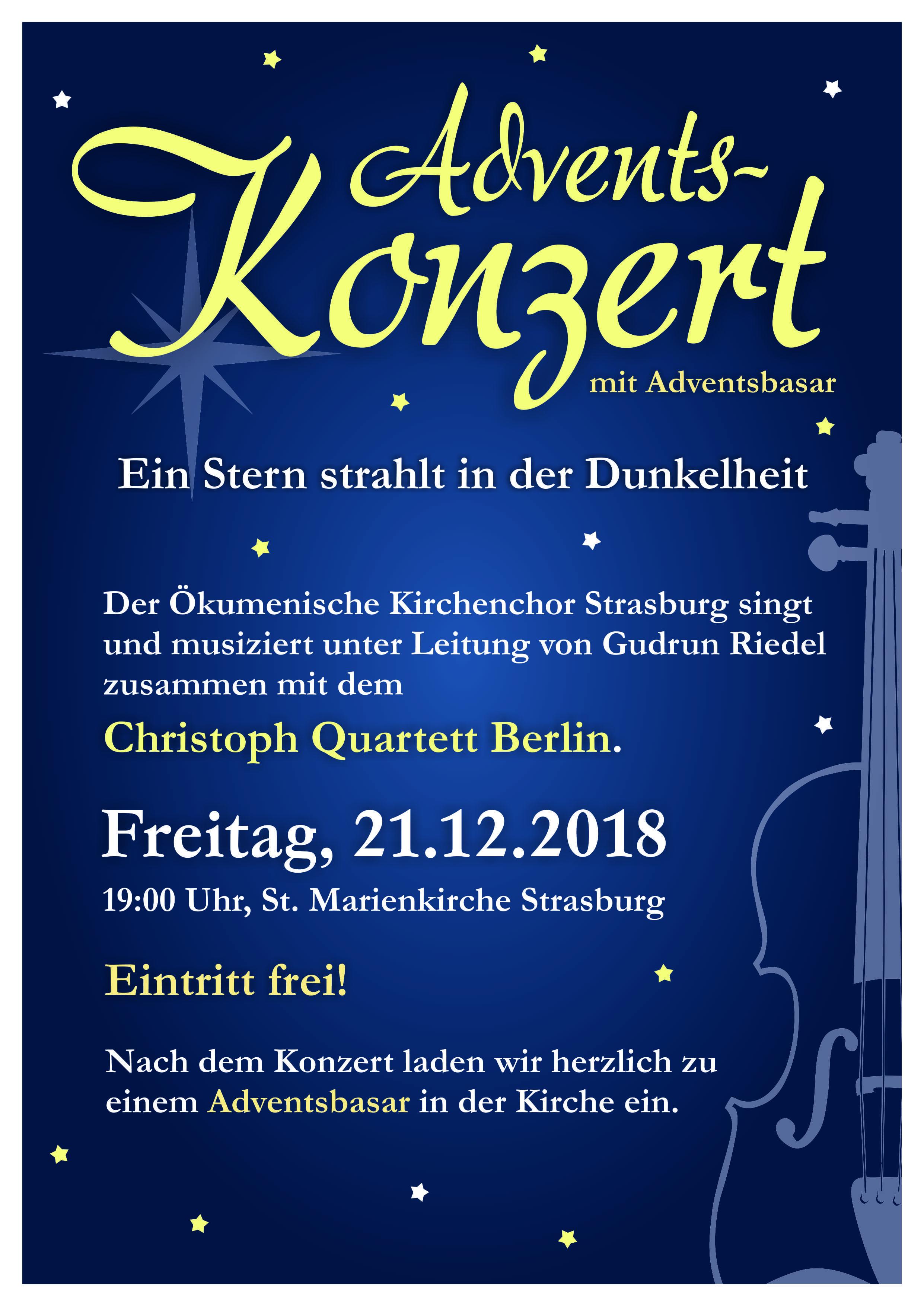 Weihnachtskonzert18-Strasburg